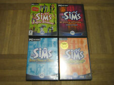 x7 Lot Les Sims 1 Triple Deluxe Collection Extension Simulation EA Maxis PC CD