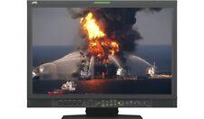 """JVC DT-V24G2 Professioneller LCD 24"""" Monitor HD, 16:9, Vektor/Waveform Anzeige"""
