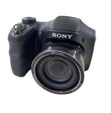 SONY CYBERSHOT DSC-H200 20.1MP POINT & SHOOT DIGITAL CAMERA (AA BATTER (38906-1)