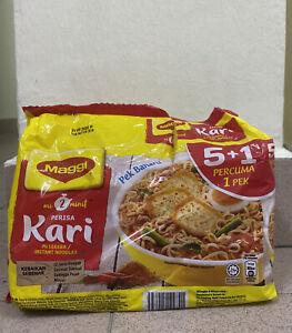 [Ready Stock]Food Instant MAGGI KARI x 5 pcs