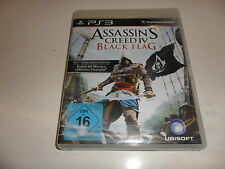 PLAYSTATION 3 PS 3 ASSASSIN 'S CREED 4: BLACK Flag