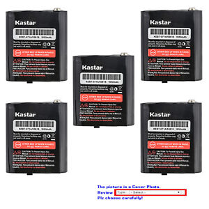 Kastar 1650mAh Ni-MH Battery for Motorola 53615 TalkAbout T5410 TalkAbout T5420