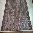 Vintage Handwave Bhutanese Kira Textile size 215 cm x 134 cm Natural fabric AT2
