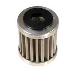 PCRACING STAINLESS STEEL OIL FILTER YAMAHA PC141 Fits: Yamaha WR426F,YZ426F,WR40