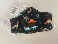Kinder Maske Mundschutz Kinder Dinosaurier Neu