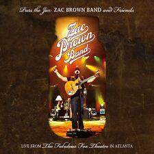 ZAC BROWN BAND PASS THE JAR 2 CD & DVD ALL REGIONS NTSC NEW