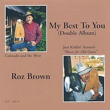 Roz Brown - My Best to You [New CD]