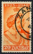 Postage Zanzibari Stamps