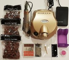 30000 rpm Professional Electric Nail File Drill Manicure Set Salon and Home 900