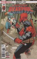 DESPICABLE DEADPOOL #296 LEGACY COVER A 1ST  PRINT