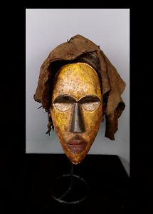 Old Tribal Anang   Mask    --- Nigeria