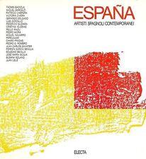 AA.VV. - Espana. Artisti spagnoli contemporanei