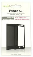 SCREEN PROTECTOR for NOKIA LUMIATM 925, MOSHI IVISOR ANTI-FINGERPRINT/Washable