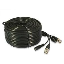BNC DC CCTV Security Video Camera DVR Data Power 5MP Extension Cable 20m