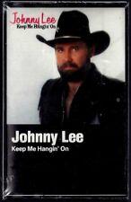 Johnny Lee / Keep Me Hangin' On - Sealed Cassette (1985)