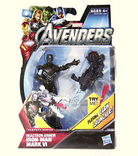 Hasbro MARVEL THE AVENGERS Concept Series Reactron Armor IRON MAN Mark VI Figure