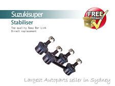 2 Rear Sway Bar Link Kit Mazda MX6 Xedos Stabiliser Pair