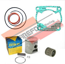 Suzuki RM80 1991-2001 49mm *OVERSIZE* Mitaka Top End Rebuild Kit Piston Gaskets