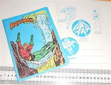 AQUAMAN 1979 Dc Comics Cisa italy notebook school - quaderno scuola mint