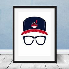 Wild Thing Ricky Vaughn Major League Cleveland Indians Baseball Gift Art Print