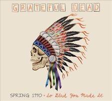 Grateful Dead Spring 1990 So Glad You Made It 4-LP-Ltd-Ed-Vinyl-Sealed