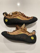 La Sportiva Mythos Climbing Shoes Men's 8.5 - Women's 9.5 - 41.5 Eu