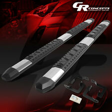 """FOR 05-18 NISSAN FRONTIER EXT CAB 5""""ALUMINUM SIDE STEP NERF BARS RUNNING BOARD"""