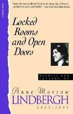 Locked Rooms Open Doors : Diaries and Letters of Anne Morrow Lindbergh,...