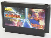 Famicom NINJA RYUKENDEN III 3 Cartridge Only Ref/1778 Nintendo Japan Game fc