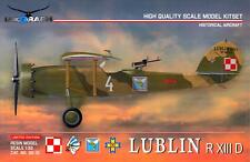 Lukgraph Models 1/32 LUBLIN R XIIID Polish Scout Bomber