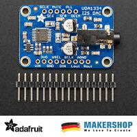 Adafruit I2S Stereodecoder UDA1334A Breakout Modul Board ArduinoRaspberry Pi ...