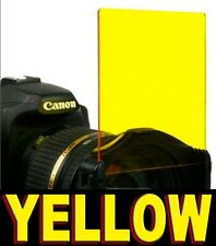 YELLOW FILTER P SERIES FILTRO GIALLO SERIE OBIETTIVO COMPATIBILE CON COKIN P001