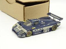 Starter Kit Monté SB 1/43 - Sauber C9 Car #61 Kouros MERCEDES Le Mans 1987