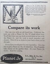 1923 AD(XA26)~PLANET JR. NO.17 SINGLE WHEEL HOE CULTIVATOR