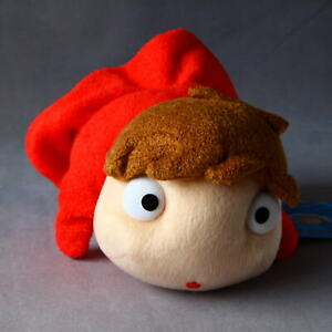 OFFICIAL Ponyo On The Cliff - Plush - Glove Puppet - NEW (K-4270)