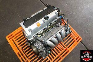 03 04 05 06 07 HONDA ACCORD 2.4L 4-CYLI i-VTEC ENGINE *FREE SHIPPING* JDM K24A