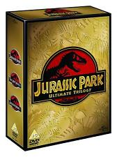 Jurassic Park Ultimate Trilogy BOX SET DVD * NEW & SEALED - FAST UK DISPATCH ! *