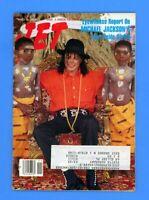 JET MAGAZINE MARCH 16 1992  MICHAEL JACKSON