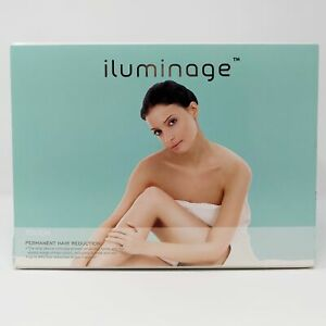 Iluminage Touch Permanent Hair Reduction Device - EX DISPLAY - Damaged Box