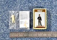 Wolf 1:35 German Tank Officer WW2 resin kit #WAW11