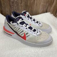 Nike NikeCourt Air Max Vapor Wing MS Tennis Shoes BQ0129-100 Men's Size 6