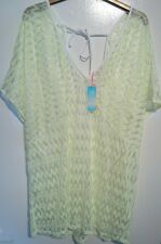 Monsoon Accessorize Sherbet Lace Kaftan / coverall Beach Tunic bnwt UK XS