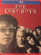The Lost Boys Blu-ray Steelbook New (1987) You're Eating Worms Michael