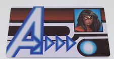 Heroclix Nick Fury, Agent of SHIELD set Spider-Woman #NFID-014 Rare ID Card!