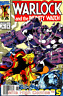 WARLOCK AND THE INFINITY WATCH (1992 Series) #5 Fine Comics Book