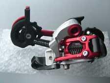 SRAM SRAM x0 desviador rear derailleur Lang red redwin Noir Klein