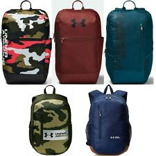 Under Armour Backpack Patterson Sports Bag Travel Sport College Laptop Backpacks