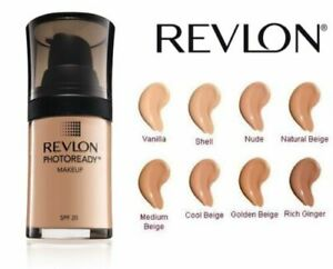 Revlon PhotoReady Airbrush Effect Makeup-1 fl oz/30 ml-4 colors to choose from