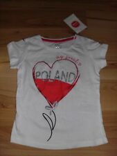 Poland T-Shirt Trikot für Kinder Baby Gr. 92 Mädchen Kinderkleidung v. Cool Club