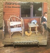 Jeff German & the Blankety Blanks : 12 Rounds CD